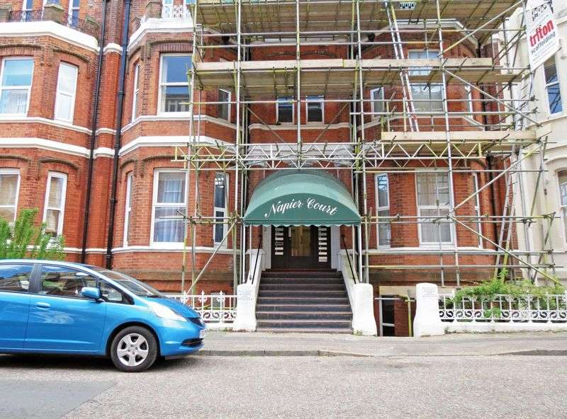 1 Bedroom Flat for sale in Durley Gardens, West Cliff