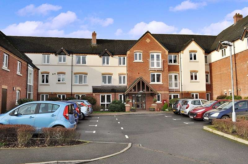 1 Bedroom Retirement Property for sale in Pettifor Court, Leicester, LE7 7FE