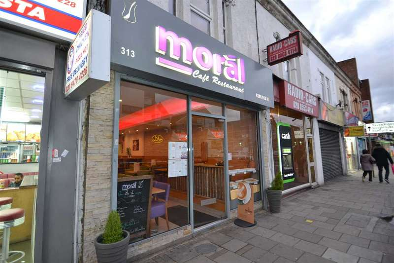 Commercial Property for sale in High Road, Ilford