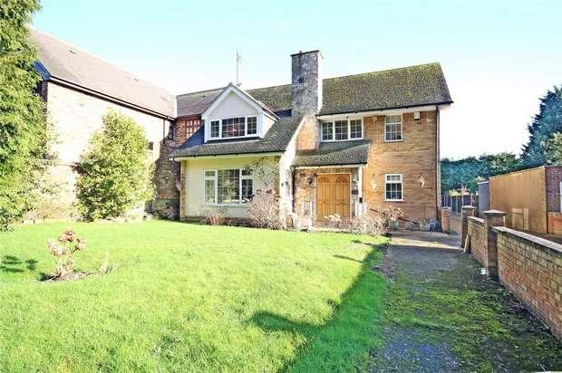 5 Bedrooms Detached House for sale in Old Watford Road, Bricket Wood, St. Albans, Hertfordshire