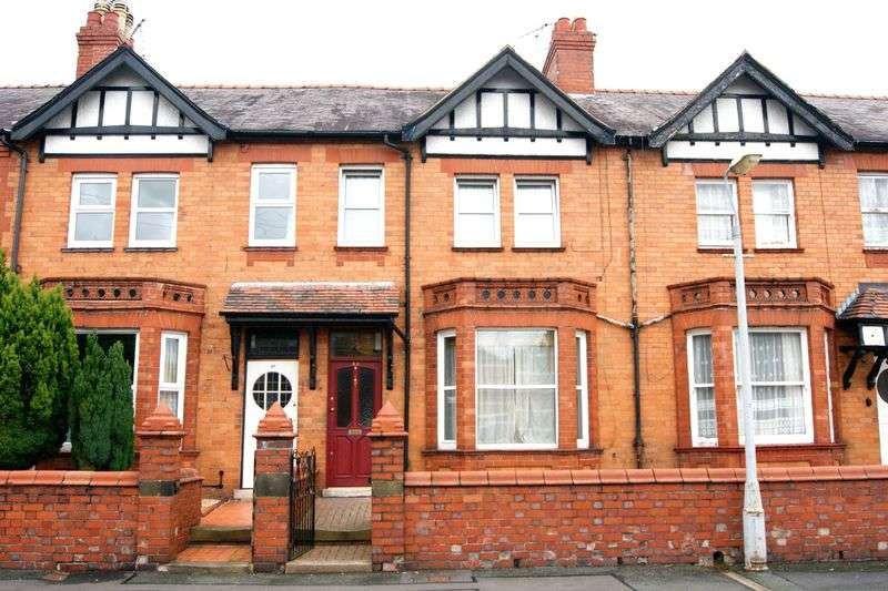 5 Bedrooms House for sale in Gerald Street, Wrexham