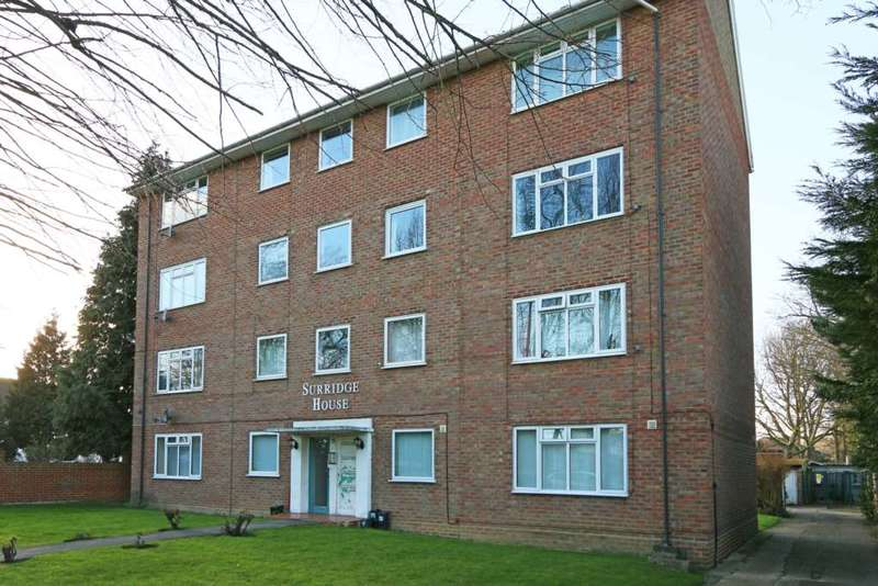 2 Bedrooms Flat for sale in Surridge House, Woodside Green, South Norwood