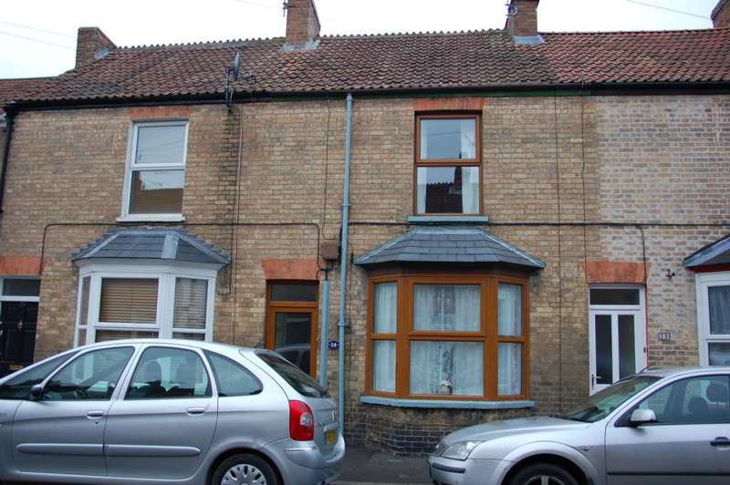 2 Bedrooms Terraced House for sale in Eastbourne Road, Taunton