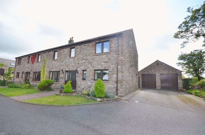 4 Bedrooms Semi Detached House for sale in Bramble Cottage, Rowrah, Frizington