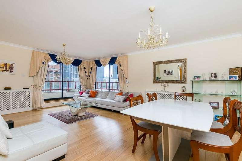 2 Bedrooms Flat for sale in Sandringham House, Windsor Way, London, W14