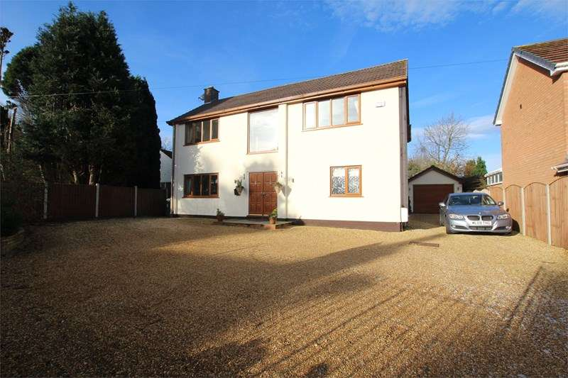 4 Bedrooms Detached House for sale in Quarry Road East, Heswall