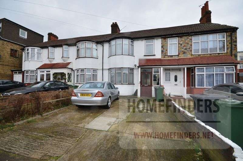 3 Bedrooms Terraced House for sale in Vicarage Road, Leyton, E10