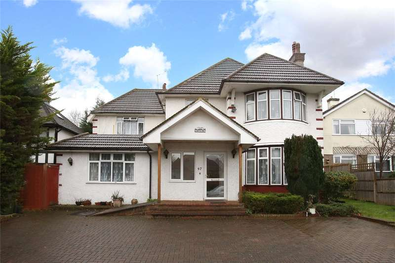 10 Bedrooms Detached House for sale in Woodcote Grove Road, Coulsdon, Surrey