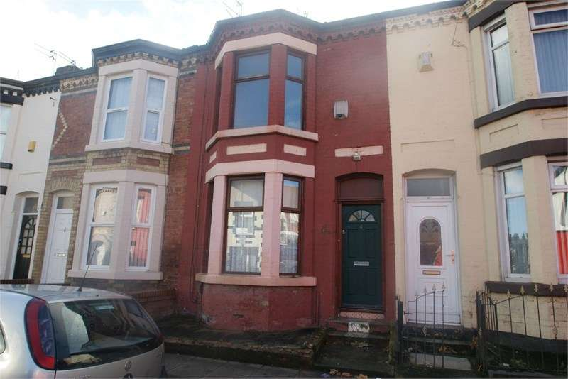 3 Bedrooms Terraced House for sale in Newcombe Street