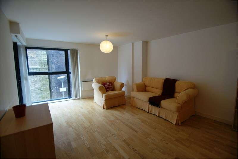 2 Bedrooms Flat for sale in Hudson Gardens, Liverpool