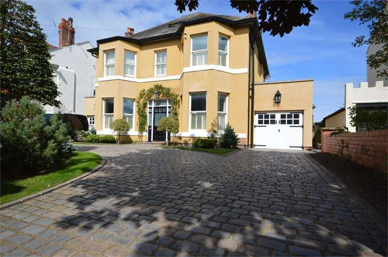 7 Bedrooms Detached House for sale in Lingdale Road, West kirby