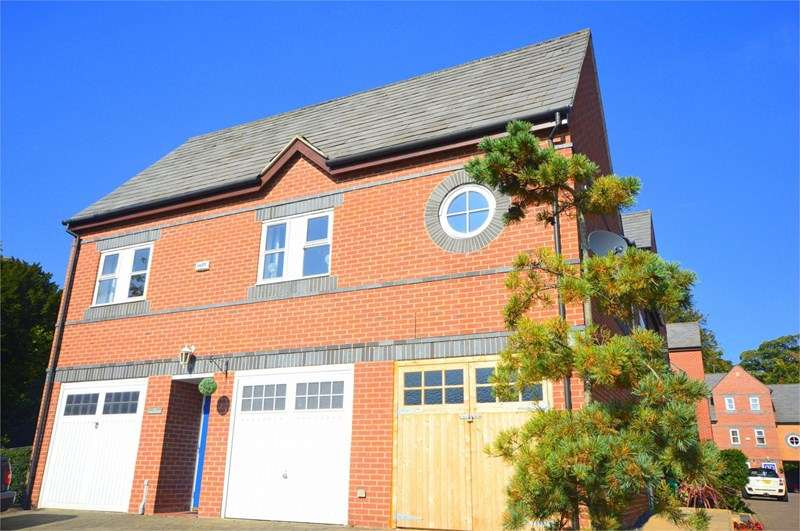 2 Bedrooms Flat for sale in Ye Priory Court, Woolton