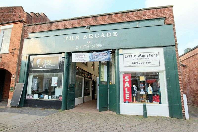 Property for sale in High Street, Eccleshall
