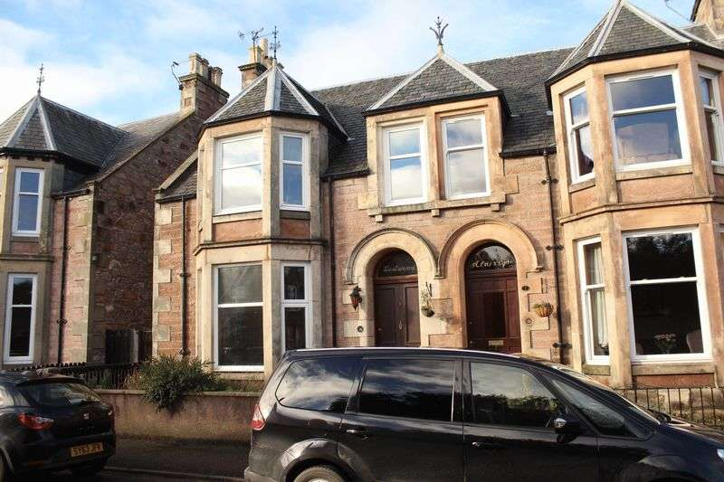 4 Bedrooms Semi Detached House for sale in Attadale Road, Inverness