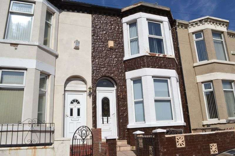 3 Bedrooms Terraced House for sale in Carisbrooke Road, Walton, Liverpool