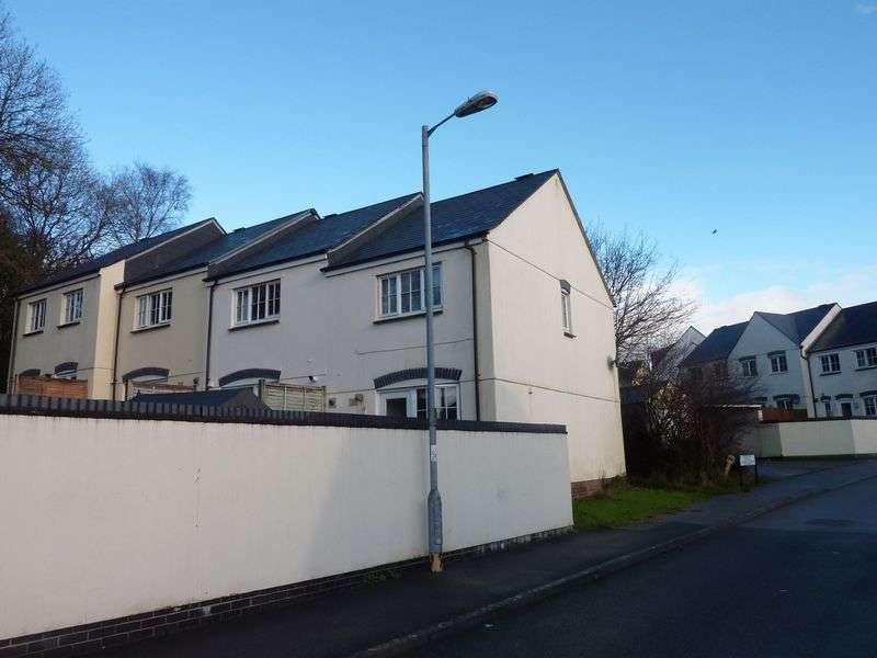 2 Bedrooms Terraced House for sale in Tretoil View, Bodmin