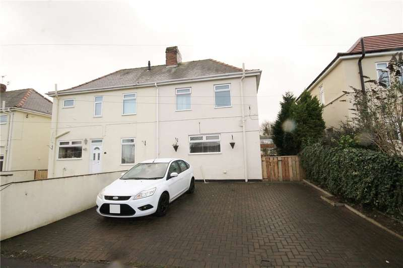 3 Bedrooms Semi Detached House for sale in The Crescent, Nettlesworth, Chester le Street, DH2