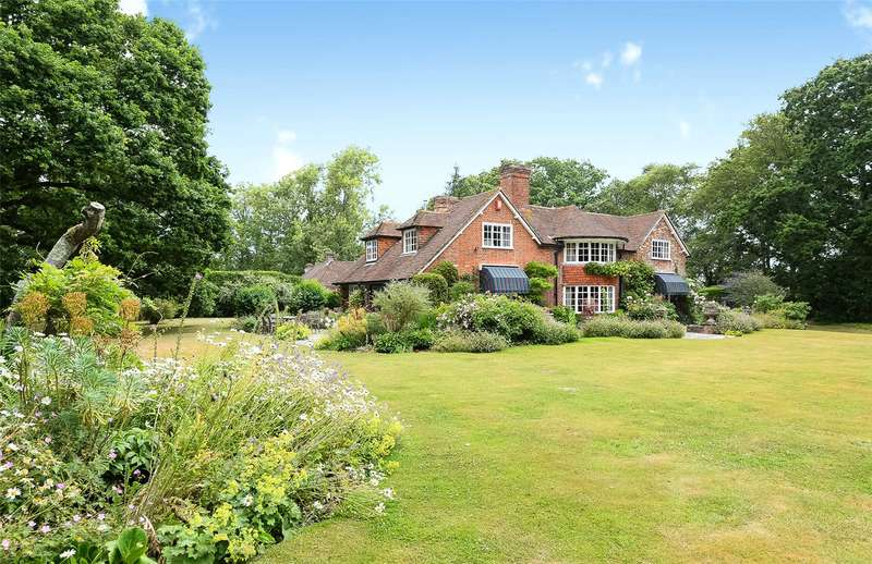 5 Bedrooms Detached House for sale in Beaulieu, Hampshire, SO42