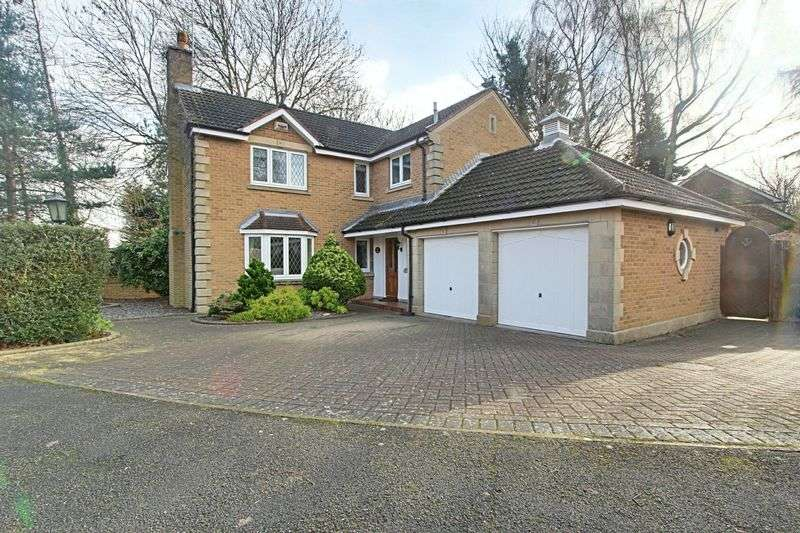 5 Bedrooms Detached House for sale in The Paddocks, Kirkella