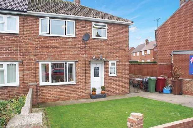 3 Bedrooms Semi Detached House for sale in Parklands, West Butterwick, Scunthorpe, Lincolnshire
