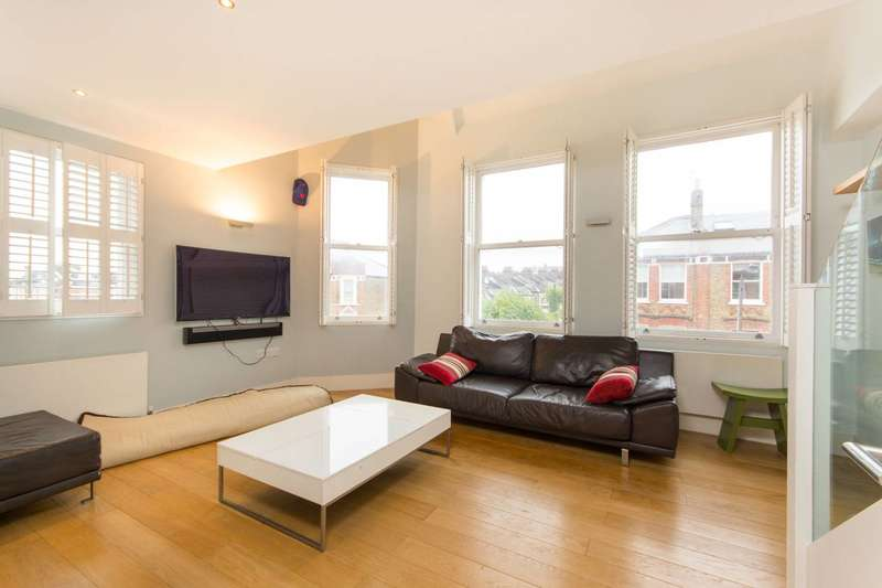 2 Bedrooms Flat for sale in Between the Commons, Between the Commons, SW11