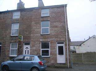 3 Bedrooms End Of Terrace House for sale in Chapel Street, Caernarfon, Gwynedd, LL55