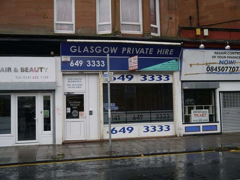 Property for sale in Holmlea Road, Glasgow