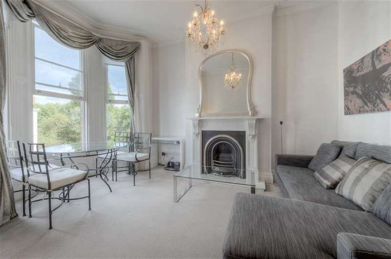 1 Bedroom Property for sale in Airlie Gardens, Kensington, London, W8