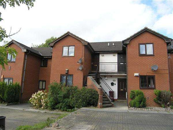 2 Bedrooms Apartment Flat for sale in Ravens Wood, Blackburn