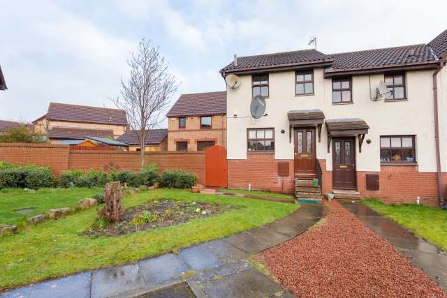 2 Bedrooms End Of Terrace House for sale in Redcroft Street, Danderhall, Midlothian, EH22 1RB