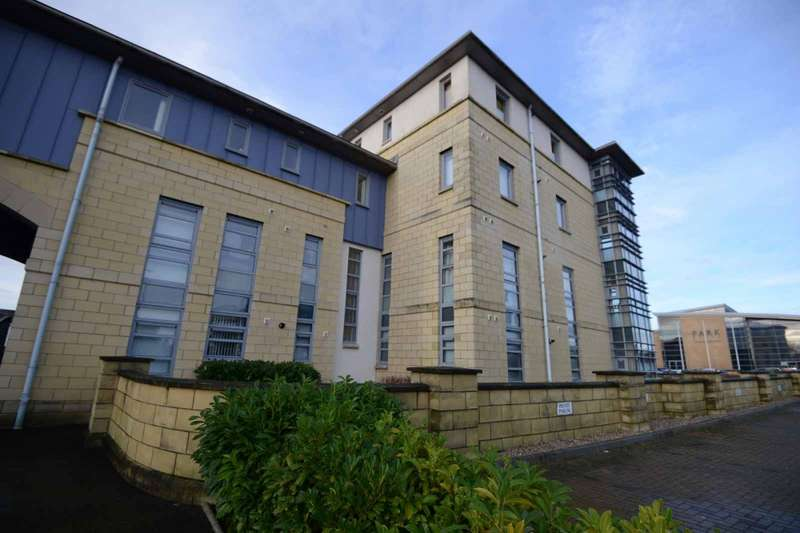 2 Bedrooms Flat for sale in Davie Sneddon Way, Kilmarnock, Ayrshire, KA1