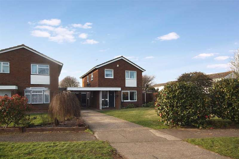 5 Bedrooms Detached House for sale in Chaplin Road, East Bergholt