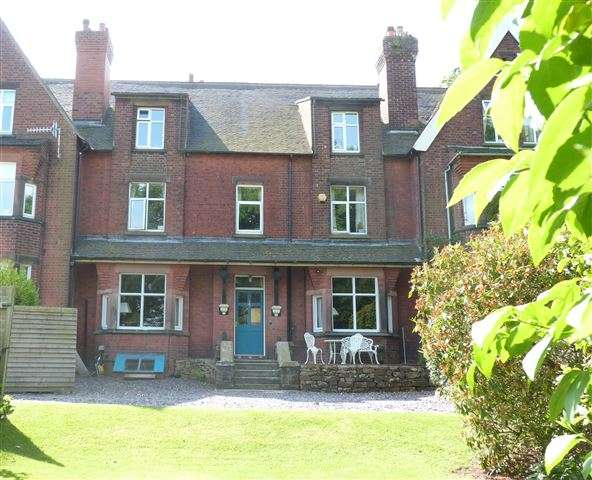 5 Bedrooms Town House for sale in Westwood Road, Leek, Staffordshire, ST13 8DL