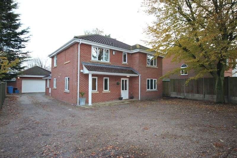 4 Bedrooms Detached House for sale in Constitution Hill, Norwich, NR3 4HB