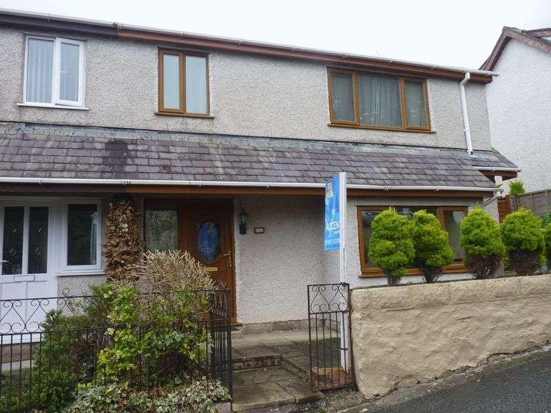 3 Bedrooms Semi Detached House for sale in Fernbrook Road, Penmaenmawr