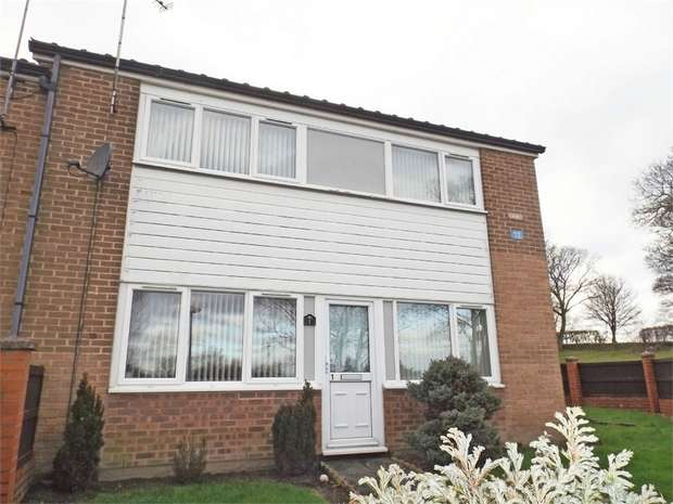 2 Bedrooms End Of Terrace House for sale in Aled, Acrefair, Wrexham