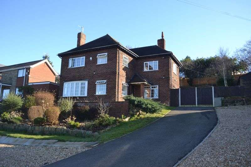 5 Bedrooms Detached House for sale in Cliff Closes Road, Scunthorpe