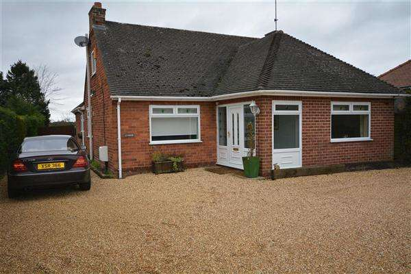 3 Bedrooms Bungalow for sale in Lynmoor, Upper Raby Road, Neston