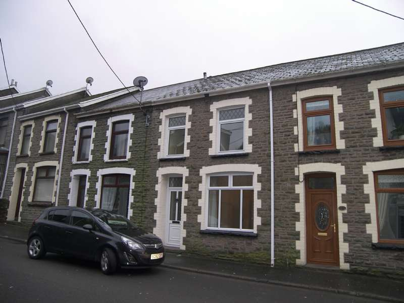 3 Bedrooms Terraced House for sale in Margam Street, Cymmer.