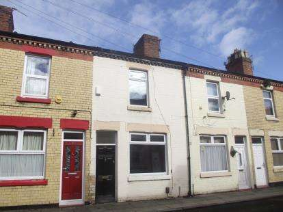 2 Bedrooms Terraced House for sale in Galloway Street, Liverpool, Merseyside, L7