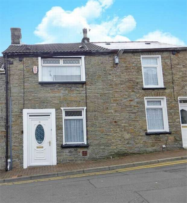 2 Bedrooms Terraced House for sale in Pryce Street, Mountain Ash, Mid Glamorgan
