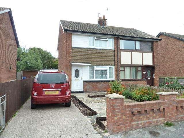 2 Bedrooms Semi Detached House for sale in Halton Avenue, Thornton Cleveleys, Lancashire, FY5 2PR
