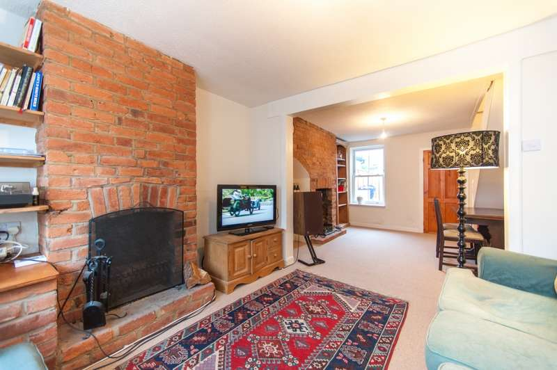2 Bedrooms Terraced House for sale in Grange Street, St. Albans, Hertfordshire, AL3