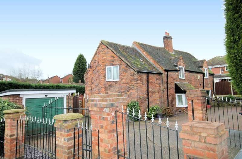 4 Bedrooms Detached House for sale in Lilac Cottage, Poleworth, B78 1HP