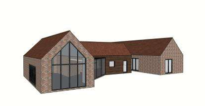 3 Bedrooms Detached House for sale in Toynton All Saints, Spilsby, Lincolnshire