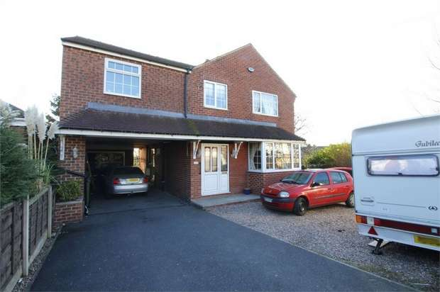 4 Bedrooms Detached House for sale in Flanshaw Lane, Wakefield, West Yorkshire