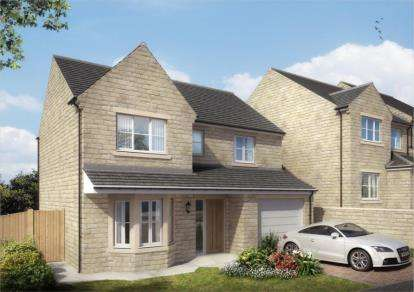 4 Bedrooms Detached House for sale in West Street, Shelf, Halifax