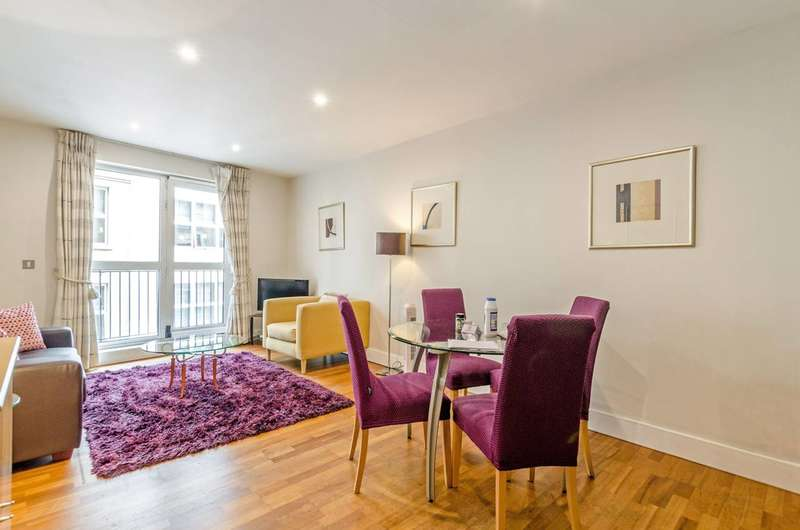 1 Bedroom Flat for sale in Pepys Street, City, EC3N