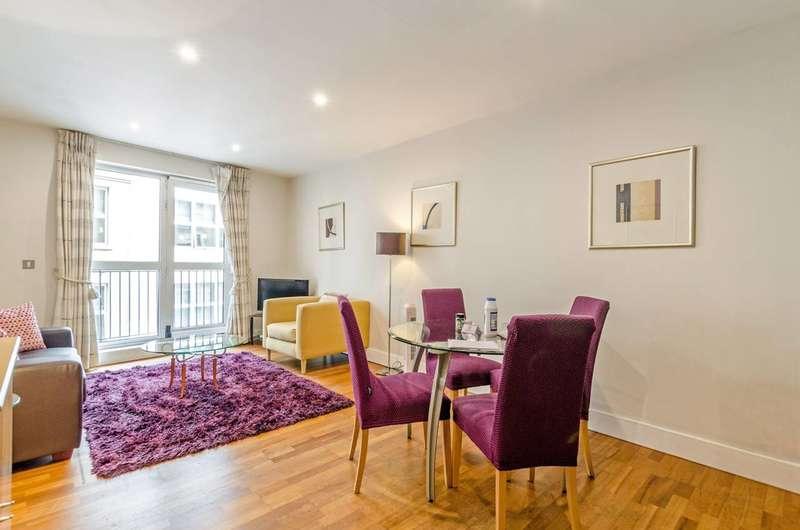 1 Bedroom Flat for sale in Pepys Street, City, EC3N