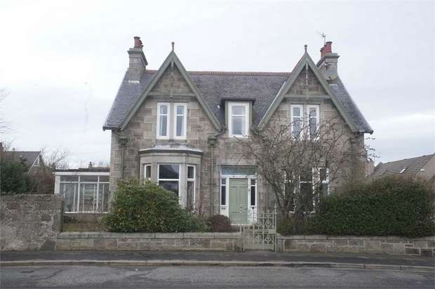 5 Bedrooms Detached House for sale in Gladstone Road, Huntly, Aberdeenshire